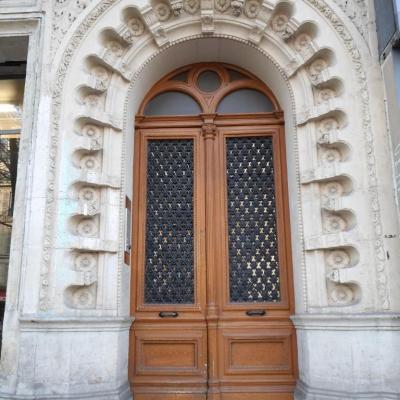 Boulevard Beaumarchais Paris