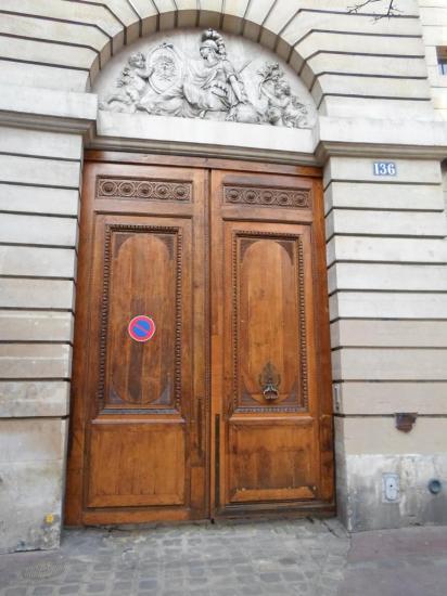 Rue Amelot Paris