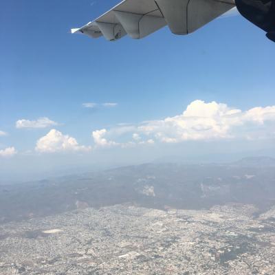 Vol Oaxaca - Tuxtla