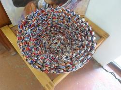 Art zulu recyclage de canettes