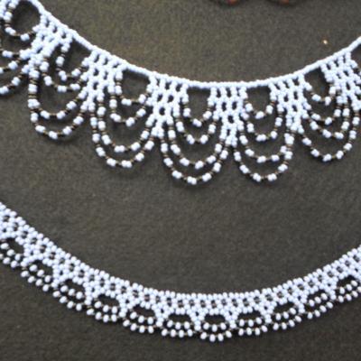 Art zulu collier en perles
