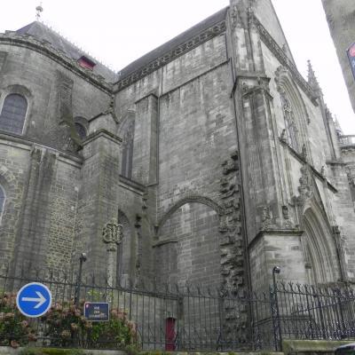 Cathédrale Saint Pierre Vannes