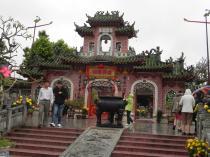 La pagode Phuc Tanh