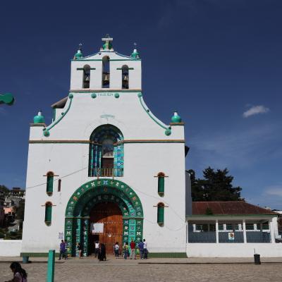 Eglise de Chamula