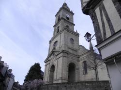 Eglise Saint Patern Vannes