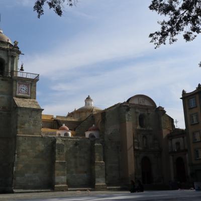 Eglise de Santo Domingo de Guzman