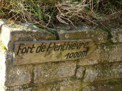 Fort de Penthièvre 1000m