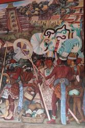 Fresque Diego Rivera