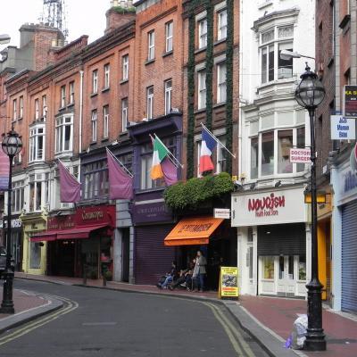 Grafton Street et alentours