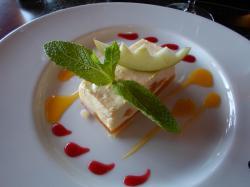 L atlantique dessert