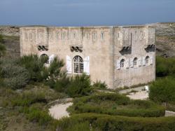 Le fort Sarah Bernhardt