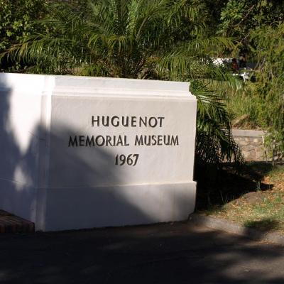 Le musée des Huguenots