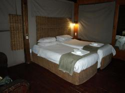 Lodge Nkambeni Tented Camp