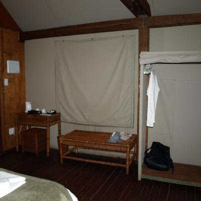 Lodge Nkambeni Tented Camp