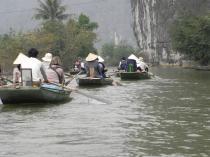 Nninh Binh Baie d'Ha Long terrestre