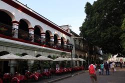 Oaxaca zocalo