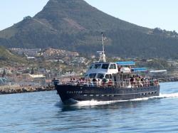 Le bateau de croisière