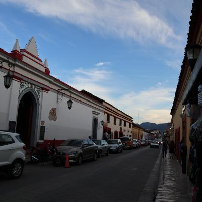Promenade San Cristobal