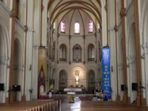 Saïgon-La cathédrale Notre-Dame