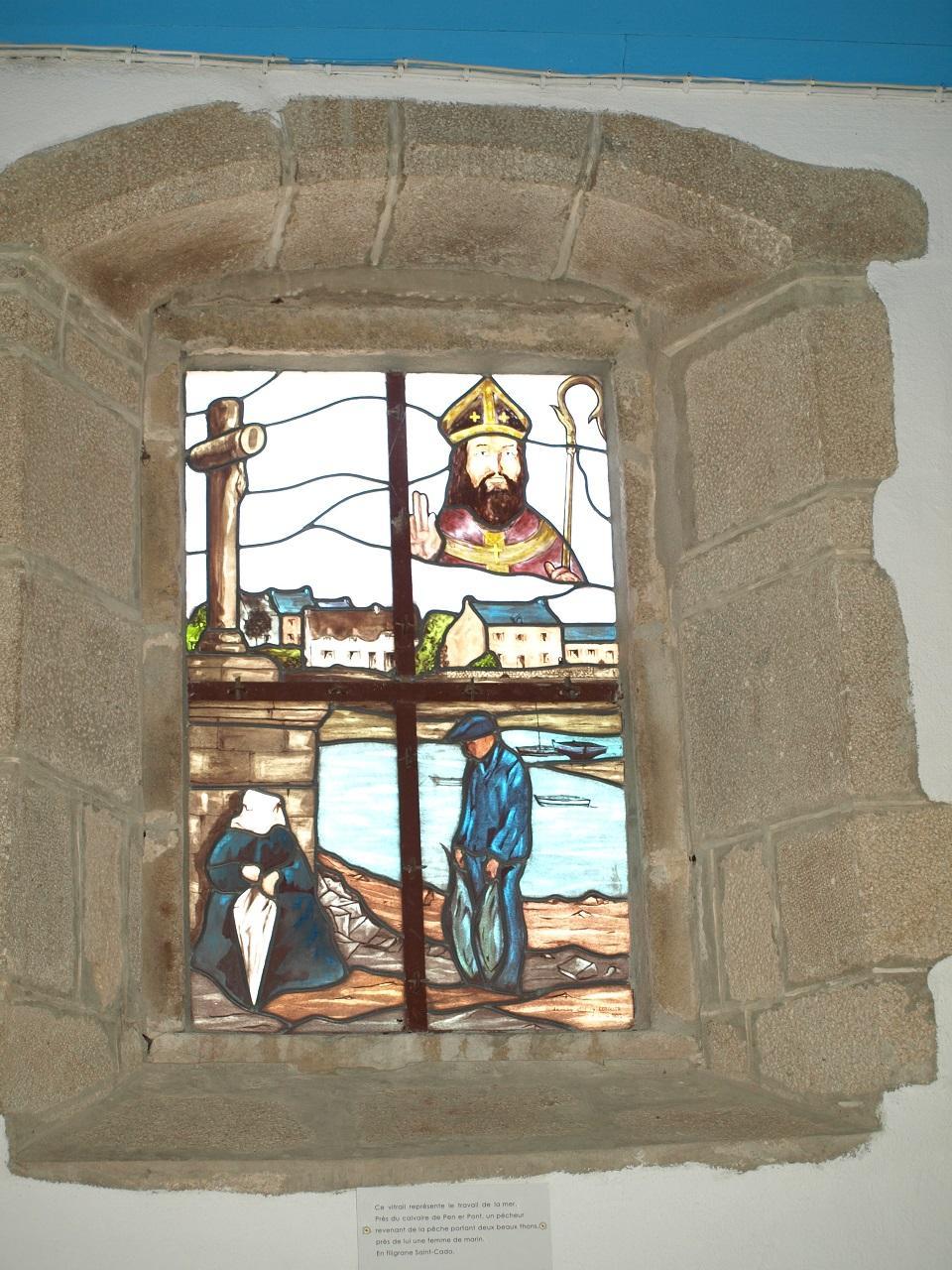 La chapelle de Saint-Cado