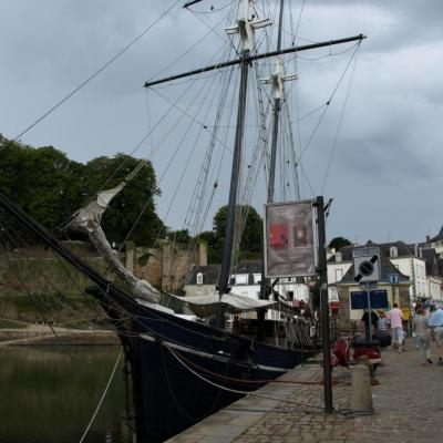 Port de Saint-Goustan