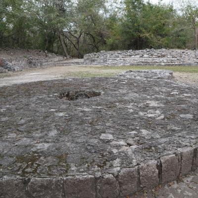 Site d'Edzna