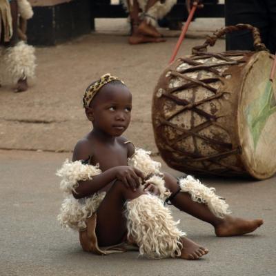 Soweto danseur