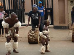 Soweto danseurs
