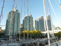 Toronto le port