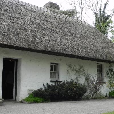 Village du 19 ème siècle